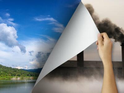 Ozon Generator und Trocknung