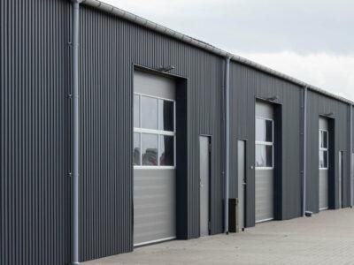 Tore für Lagerhallen